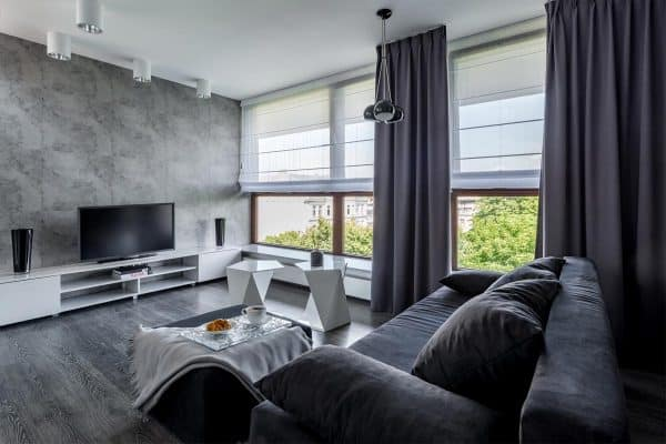 Read more about the article 15 Awesome Black Couch Living Room Ideas