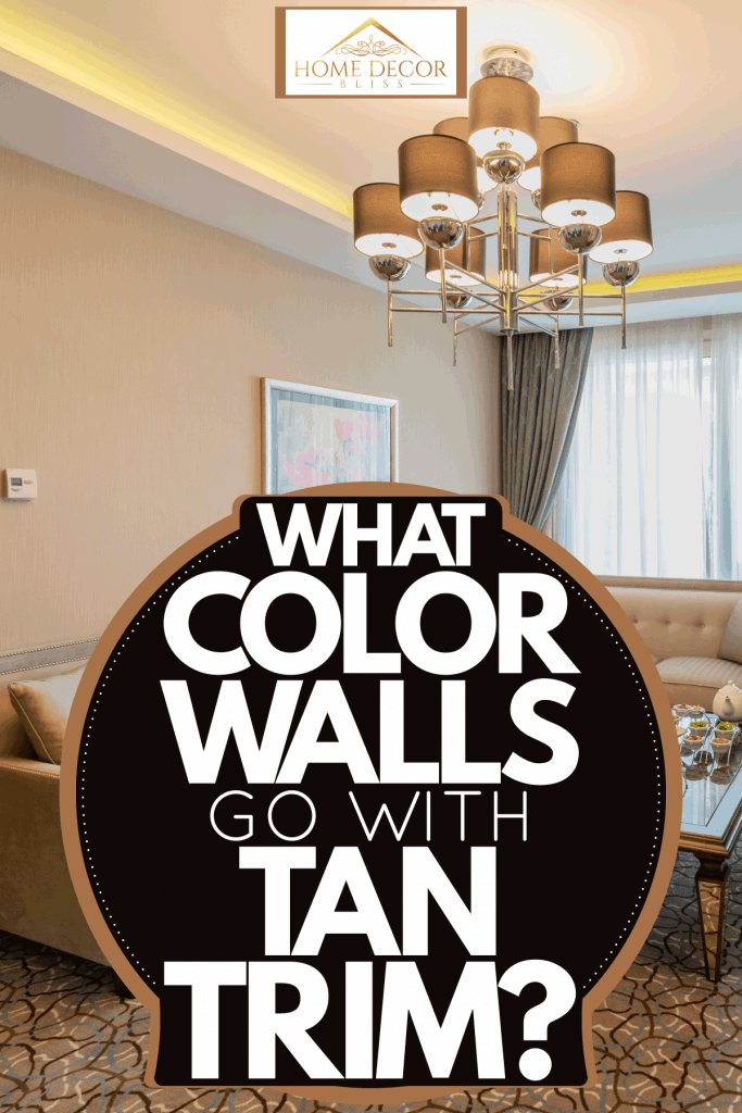 What Color Walls Go With Cream Or Tan Trim?