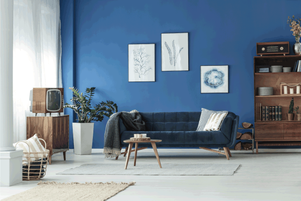 Read more about the article 15 Beautiful Blue Couch Living Room Ideas