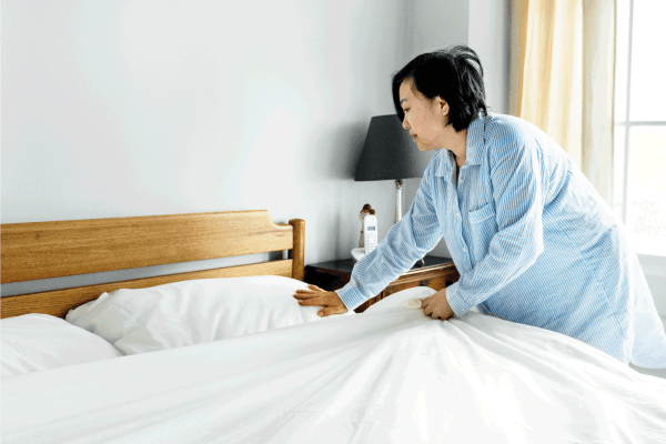 Read more about the article Why Does My Bedroom Smell In The Morning?