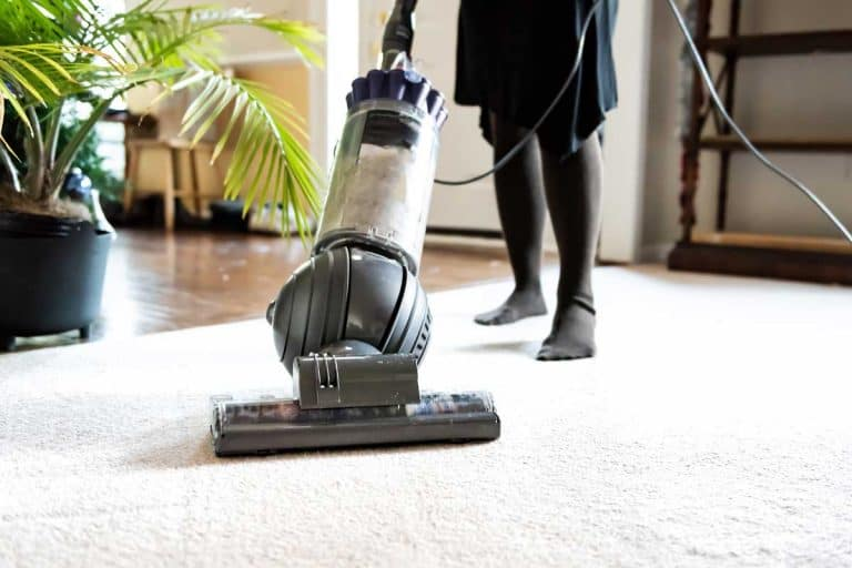 Cleaning at home with vacuum cleaner, Dyson Ball Vacuum Has No Suction - What To Do?