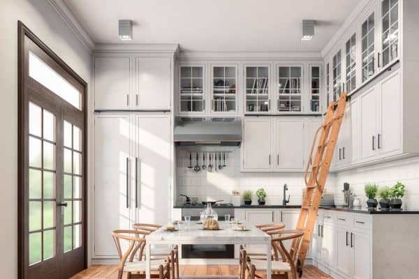 Read more about the article How Much Space Between Countertop And Upper Cabinets?